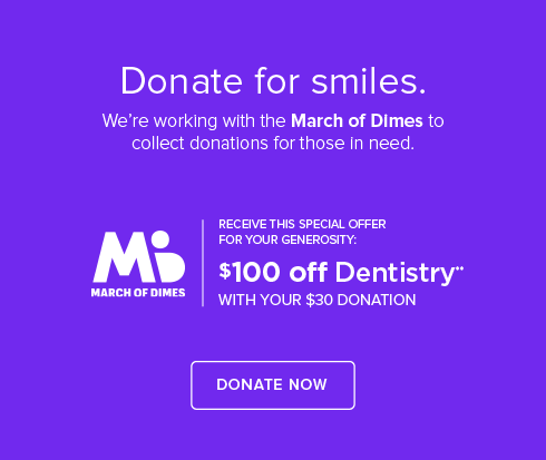 Winery Estate Dental Group - March of Dimes
